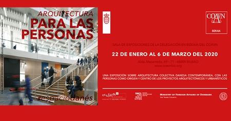 Exposición: ARQUITECTURA PARA LAS PERSONAS
