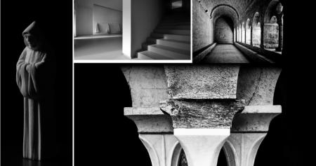 La arquitectura de los monjes blancos. El Cister: menos es más