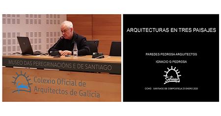 Conferencia de Ignacio Pedrosa