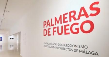 Exposición Palmeras de Fuego